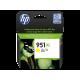 HP 951XL Yüksek Kapasiteli Sarı Orijinal Mürekkep Kartuşu (CN048AE)