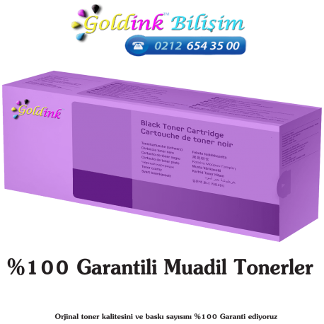 SAMSUNG CLT-Y506S (CLP680, CLX6260) SIFIR SARI MUADİL TONER