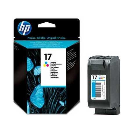 HP 17 - C6625A RENKLİ ORJİNAL KARTUŞ