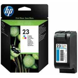 HP 23 - C1823D RENKLİ ORJİNAL KARTUŞ