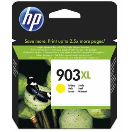 HP 903XL - T6M11A Sarı Yüksek Kapasite Mürekkep Kartuş