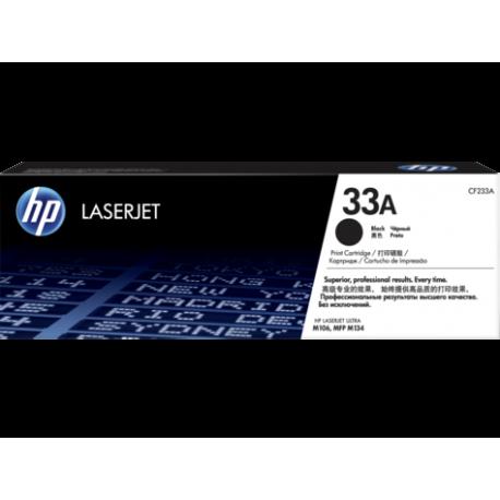 HP CF233A - 33A Siyah Orijinal LaserJet Toner Kartuşu 233A