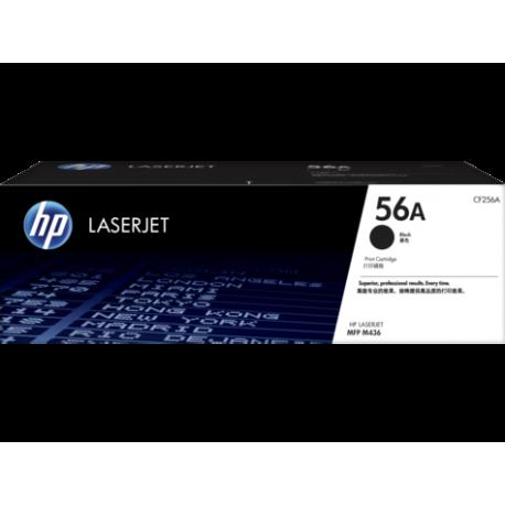 HP CF256A - 56A Siyah Orijinal LaserJet Toner Kartuşu 256A