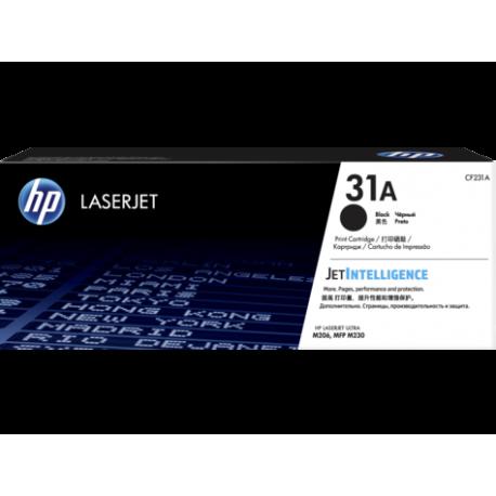 HP 31A Siyah Orijinal LaserJet Tonerler (CF231A)