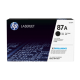 HP 87A Siyah Orijinal LaserJet Toner Kartuşu (CF287A)