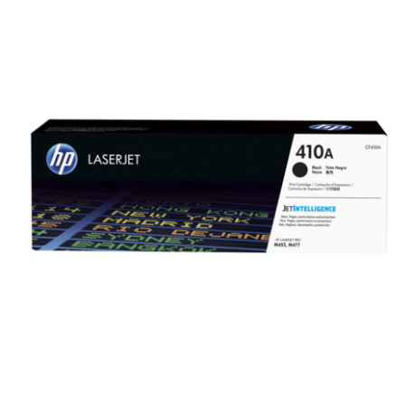 HP 410A Siyah Orijinal LaserJet Toner Kartuşu (CF410A)