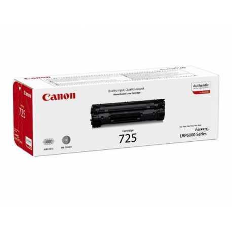 CANON CRG-725 Orijinal Siyah Lazer Toner CRG 725