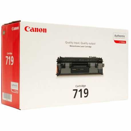 CANON CRG-719 Orijinal Siyah Lazer Toner CRG 719