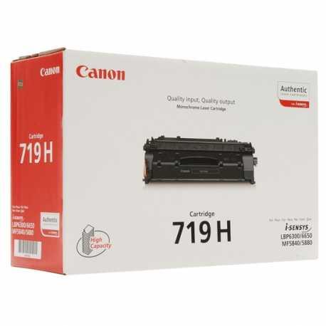 CANON CRG-719H Orijinal Siyah Lazer Toner CRG 719H