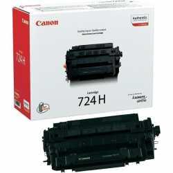CANON CRG-724H Orijinal Siyah Lazer Toner CRG 724H