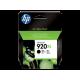 HP 920XL - CD975AE Yüksek Kapasiteli Siyah Orijinal Mürekkep Kartuşu