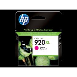 HP 920XL - CD973AE Yüksek Kapasiteli Kırmızı Orijinal Mürekkep Kartuşu