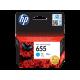 HP 655 - CZ110AE Camgöbeği Orijinal Ink Advantage Mürekkep Kartuşu