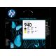 HP 940 - C4900A Siyah ve Sarı Orijinal Yazıcı Kafası