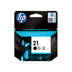 HP 21 -C9351AE Siyah Orijinal Mürekkep Kartuşu