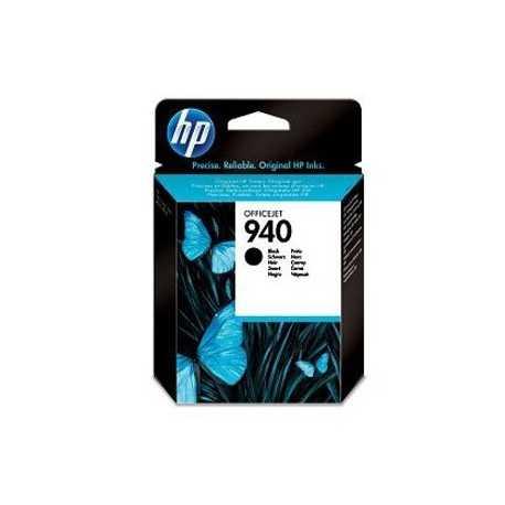 HP 940 - C4902AE Siyah Orijinal Mürekkep Kartuşu