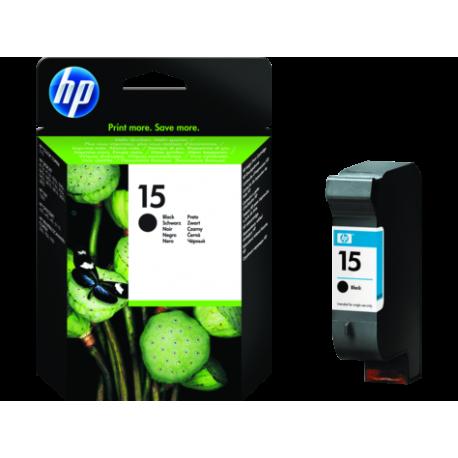 HP 15- C6615DE Büyük Siyah Orijinal Mürekkep Kartuşu (Plotter Kartuşu)
