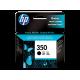 HP 350 - CB335EE Siyah Orijinal Mürekkep Kartuşu