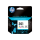HP 351 - CB337EE Üç Renkli Orijinal Mürekkep Kartuşu