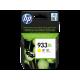HP 933XL - CN056AE Yüksek Kapasiteli Sarı Orijinal Mürekkep Kartuşu