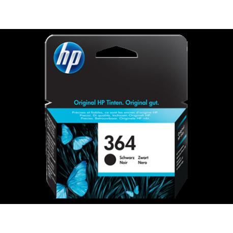 HP 364 - CB316EE Siyah Orijinal Mürekkep Kartuşu