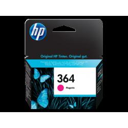 HP 364 - CB319EE Macenta Orijinal Mürekkep Kartuşu