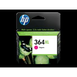 HP 364XL - CB324EE Yüksek Kapasiteli Macenta Orijinal Mürekkep Kartuşu