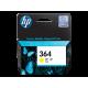 HP 364 - CB320EE Sarı Orijinal Mürekkep Kartuşu