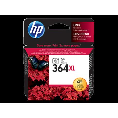 HP 364XL - CB322EE Yüksek Kapasiteli Fotoğraf Orijinal Mürekkep Kartuşu
