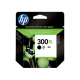 HP 300XL - CC641EE Yüksek Kapasiteli Siyah Orijinal Mürekkep Kartuşu