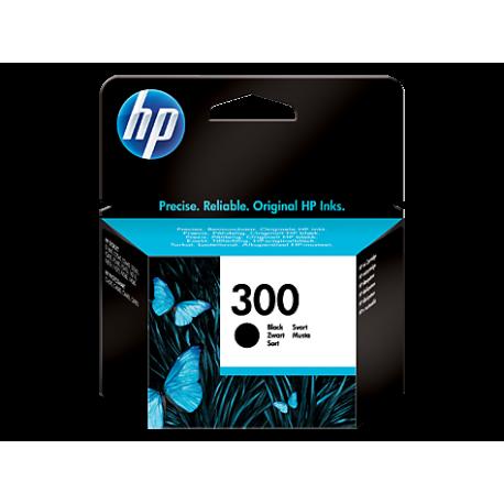 HP 300XL - CC640EE Siyah Orijinal Mürekkep Kartuşu