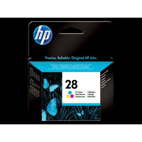 HP 28 - C8728AE Üç Renkli Orijinal Mürekkep Kartuşu