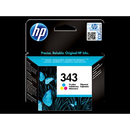 HP 343 - C8766EE Üç Renkli Orijinal Mürekkep Kartuşu