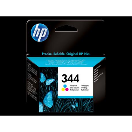 HP 344 - C9363EE Üç Renkli Orijinal Mürekkep Kartuşu