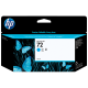 HP 72 - C9371A Camgöbeği DesignJet Mürekkep Kartuşu (130 ml)