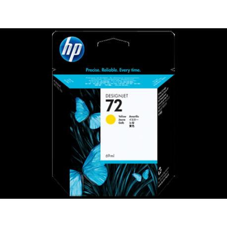 HP 72 - C9400A Sarı DesignJet Orijinal Mürekkep Kartuşu (69 ml)