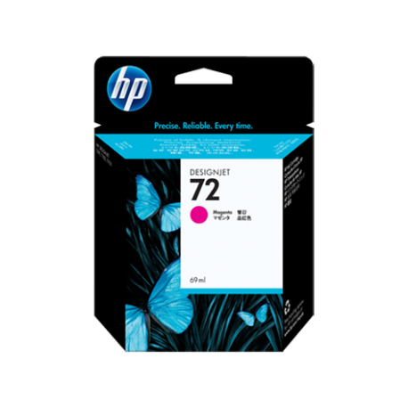 HP 72 - C9399A Macenta DesignJet Orijinal Mürekkep Kartuşu (69 ml)