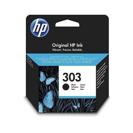 HP 303 - T6N02AE Siyah Orijinal Mürekkep Kartuşu