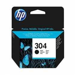 HP 304 - N9K06AE Siyah Orijinal Mürekkep Kartuşu