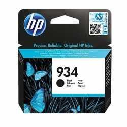 HP 934 - C2P19AE Siyah Orijinal Mürekkep Kartuşu
