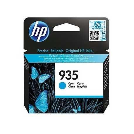 HP 934 - C2P20AE Camgöbeği Orijinal Mürekkep Kartuşu