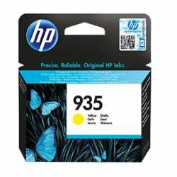 HP 935 - C2P22AE Sarı Orijinal Mürekkep Kartuşu