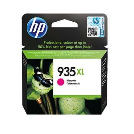 HP 935XL - C2P25AE Yüksek Kapasiteli Macenta Orijinal Mürekkep Kartuşu