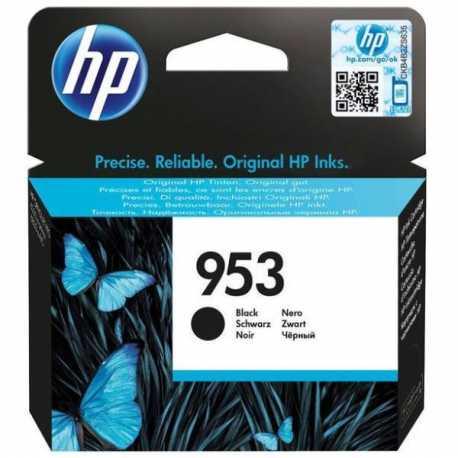 HP 953 - L0S58AE Siyah Orijinal Mürekkep Kartuşu
