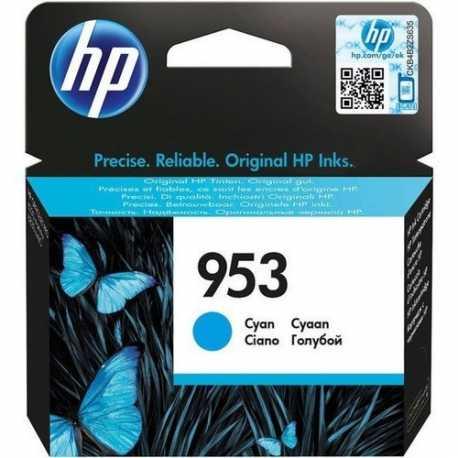 HP 953 - F6U12AE Camgöbeği Orijinal Mürekkep Kartuşu