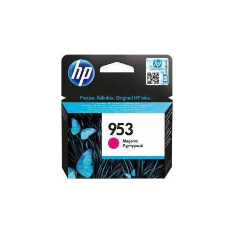 HP 953 - F6U13AE Macenta Orijinal Mürekkep Kartuşu