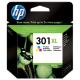 HP 301XL - CH564EE Yüksek Kapasiteli Üç Renkli Orijinal Mürekkep Kartuşu