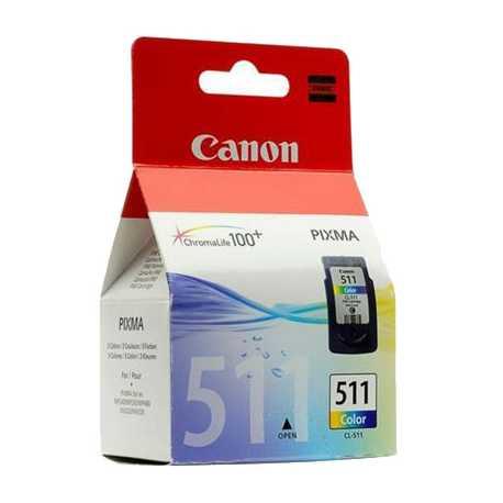 CANON CL-511 Üç Renkli Orijinal Mürekkep Kartuşu CL511 / CL511