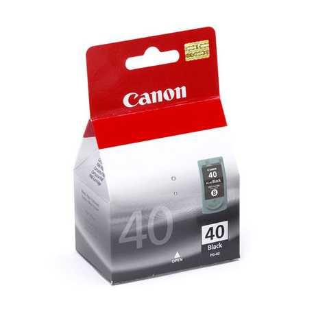 CANON PG-40 Siyah Orijinal Mürekkep Kartuşu PG40 / PG 40