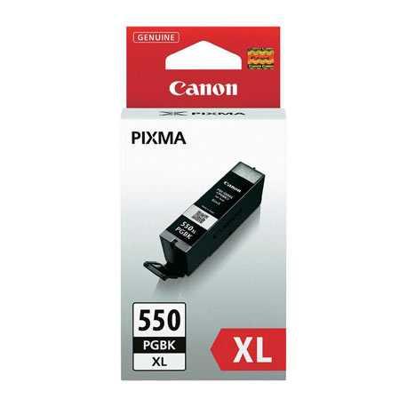 CANON PGI-550PGBK XL Yüksek Kapasiteli Siyah Orijinal Mürekkep Kartuşu PGI 550 PGBK XL